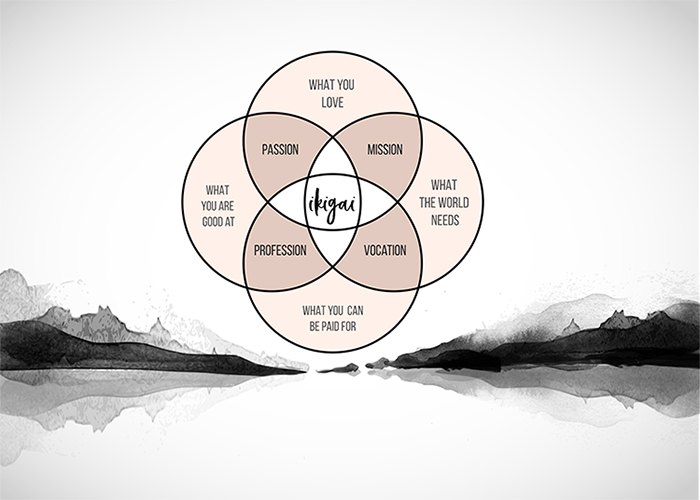 What is Ikigai Diagram